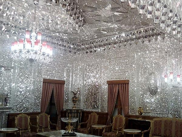 تالار آیینه ایران مال