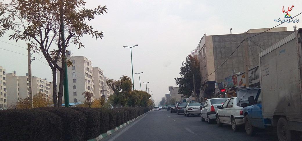 شهرک گلستان