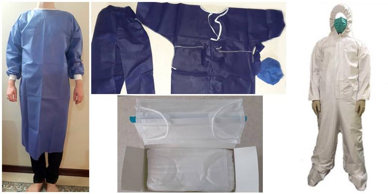 فروش لوازم پزشکی و دندانپزشکی شامل ماسک و گان و سر سوزن ارزان