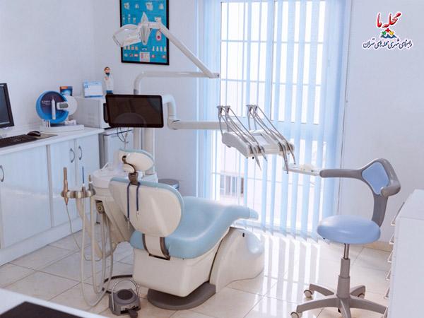 دندانپزشکی های شهر تهران